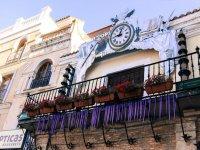 Reloj en Ciudad Real