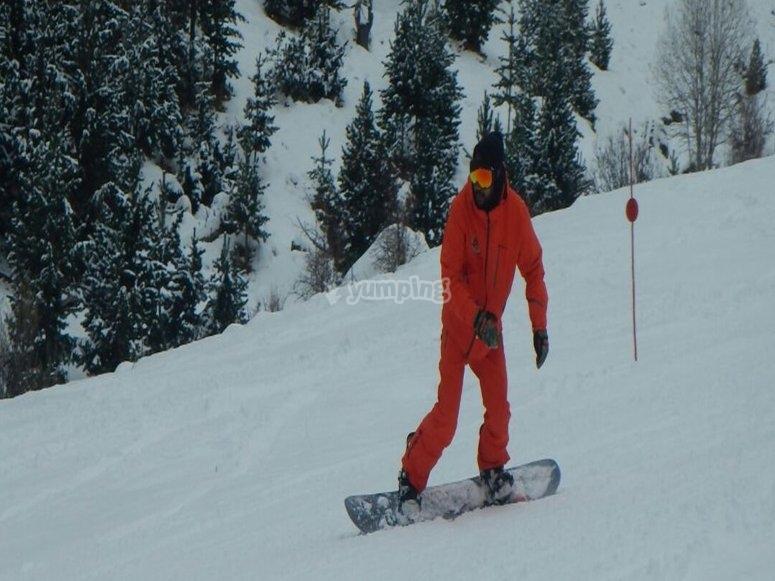 完善您的滑雪板