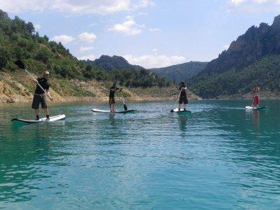 Cofrentes Turismo Activo Paddle Surf