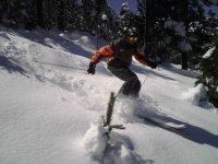 Perfecciona tu esquí
