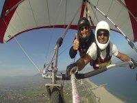 标志冒险飞行瓦伦西亚高升三角洲萨尔托