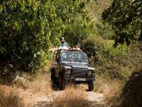 Safari en jeep por la isla de Menorca