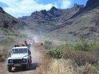 Jeep Safari en Canarias