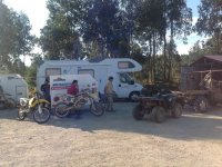 Our vehicles ready for your adventure