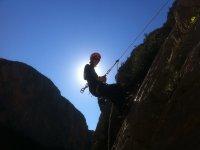 生活的冒险课程运动攀登攀岩运动