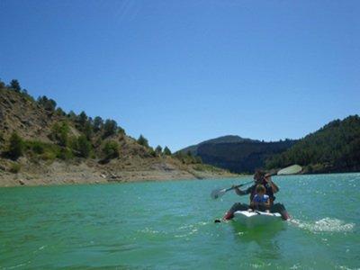 Nómada Aventura Valencia Kayaks