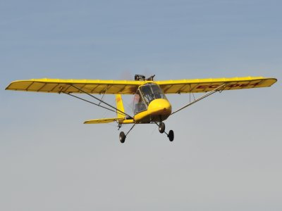 Light Aircraft Flight 30 Min in Guillena (Sevilla)