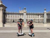 Excursiones por el Palacio Real