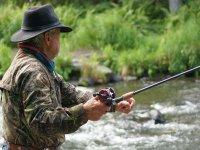 pescador de rio