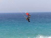 打开水就行动表进入风筝冲浪