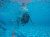 Immersions in confined waters
