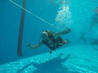Open Water Diver in Orellana
