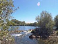 Increible ruta en kayak