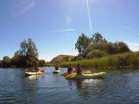 Kayaks en Orellana