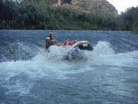 Bajando las presas