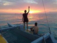 Excursion puesta de sol