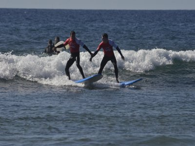 Surfcamp with accommodation in Tenerife