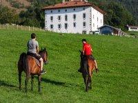 Rutas con nuestros equinos