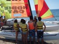 Sailing courses in Tarragona