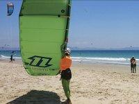 举办绿色风筝风筝