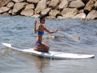 SUP routes in Cambrils