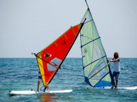 Windsurfing courses