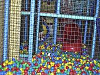 Parque de bolas de colores