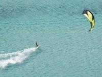 风筝冲浪风筝最刺激的运动