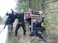 Cerca del rio Barrosa