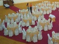 Mesas preparadas