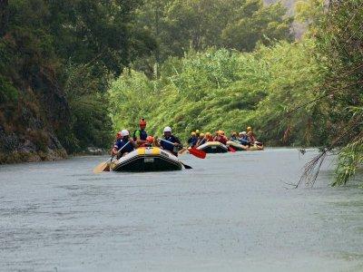 Cañón y Cañón Multiaventura Rafting