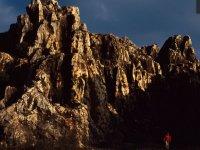 Escalada en Cerro del Hierro