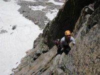 Vias de escalada de todos los niveles