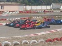 Karts con motor Honda