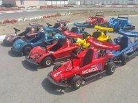 Vehiculos de varios colores