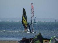 Windsurf nel Mediterraneo