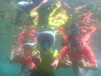 浮潜团队建设里士里士儿童课程冲浪