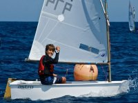 Different sailing courses