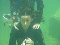 barranquismo acuático