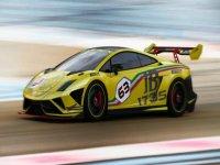 Lamborghini Gallardo en circuito