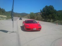 Conduce un Ferrari F430