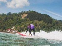 Impara il surf a Zarautz