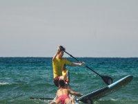 Aprende paddle surf en Zarautz