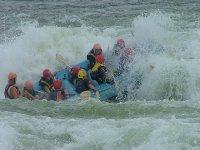 瓦伦西亚的白水漂流