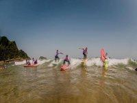 Surf nel Cantabrico