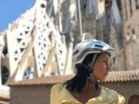 Visit to the Sagrada Familia by segway