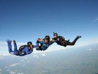 Saltar en paracaídas en Valencia