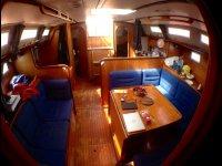 Boat s interior
