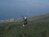 Volar en parapente en Ontinyent