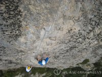 Ascent with Via Ferrata